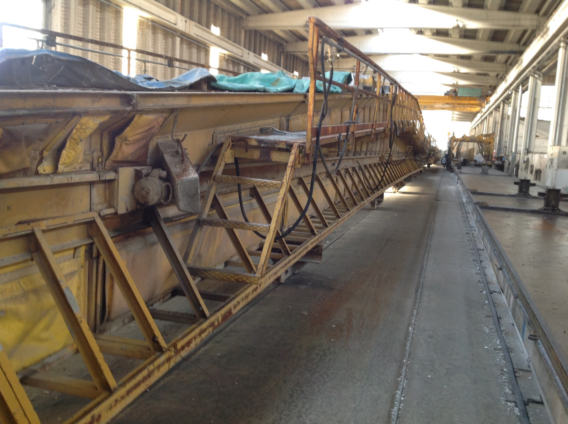 SIDES FOR TRUSSES HEAVY SERIES