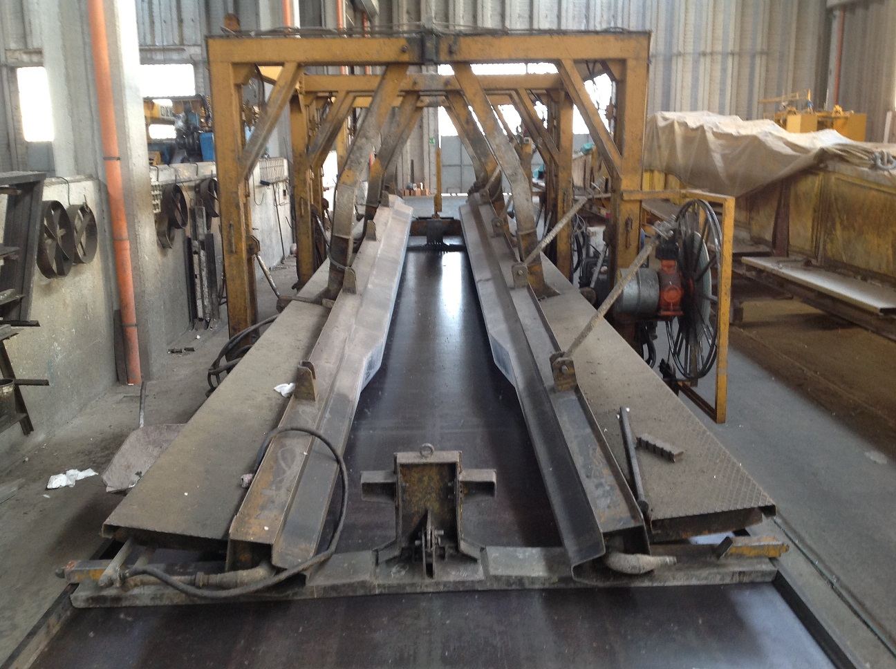 MOULD BEAM SLAB