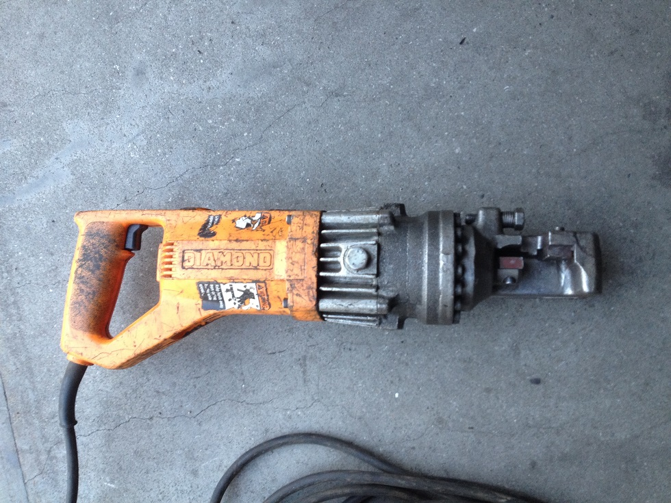 REBAR CUTTER DIAMOND DC-16W
