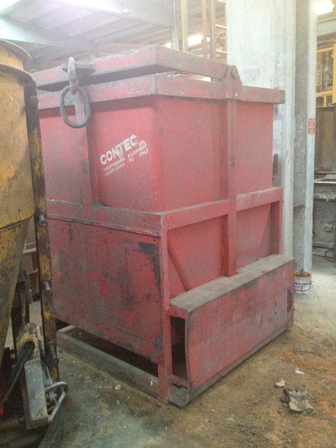 BUCKET 2,5 MC CONTEC