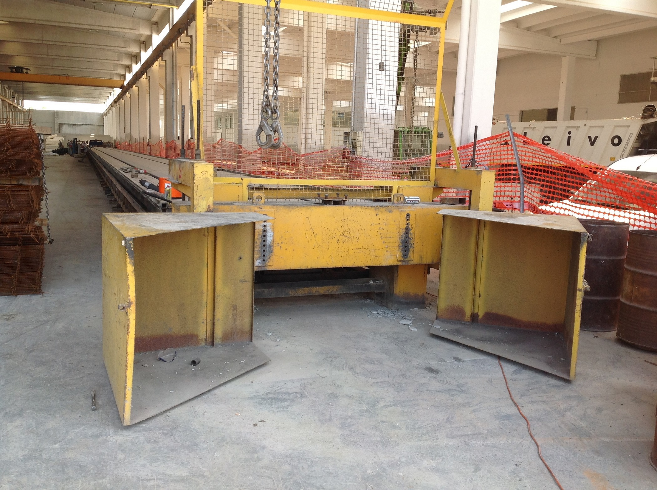 MOULD DOUBLE-T 75 MT